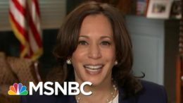 VP Harris: Coronavirus Vaccines Will Save Your Life | Morning Joe | MSNBC 3