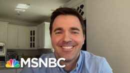 Jeff Jackson: We're Going To Show This State Something It Hasn't See Before | Craig Melvin | MSNBC 5