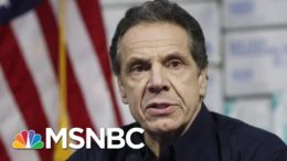 Investigation Into Cuomo's Conduct 'Will Look Like A Mess' At State Level | MTP Daily | MSNBC 9