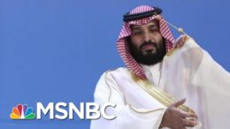 Andrea Mitchell: Trump's Relationship With Saudi Arabia Was 'Transactional' | MTP Daily | MSNBC 2