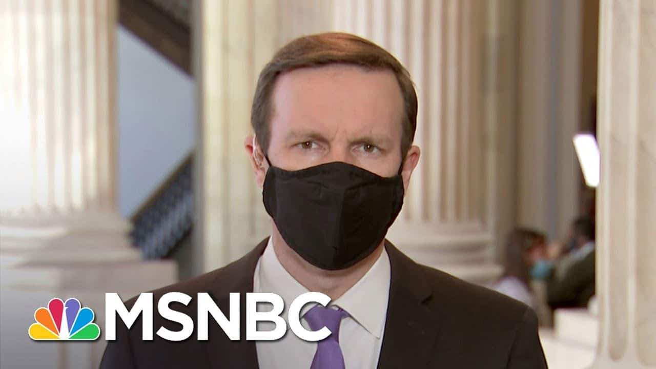 Sen. Murphy: A Reminder Of Why We Need To Reset Our Relationship With Saudi Arabia   Andrea Mitchell 1