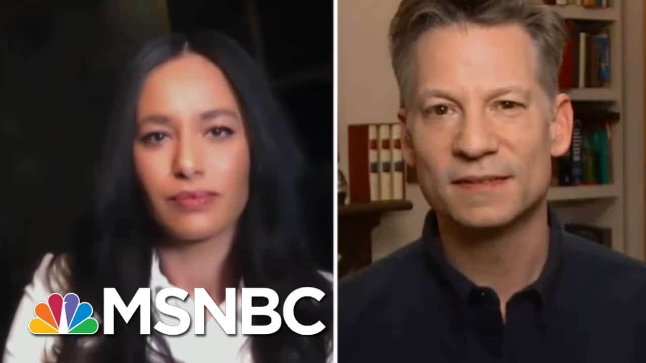 U.S. Carries Out Air Strike In Syria Against Iranian-Backed Militia | The ReidOut | MSNBC 2