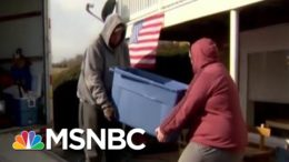 Pandemic Poverty Surges As Billionaires Profit In Covid-19 Era | The Beat With Ari Melber | MSNBC 1