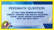 Feedback Question   TVJ News - February 24 2021 2