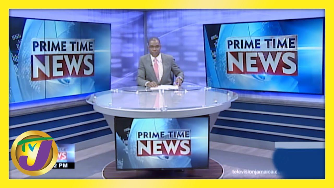 Jamaica News Headlines   TVJ News - February 24 2021 1