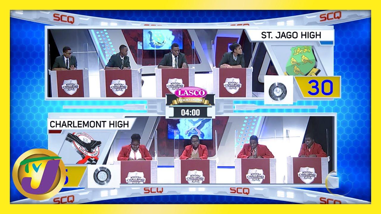 St. Jago High vs Charlemont High: TVJ SCQ 2021 - February 24 2021 1