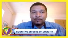Cognitive Effects of Covid-19 | TVJ News - February 24 2021 7