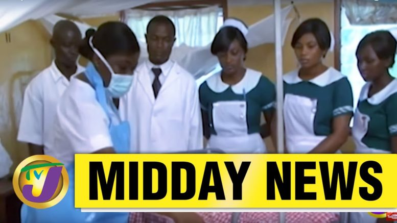 Jamaica's Nurses Under Pressure | Unable to Receive Licence - February 25 2021 1