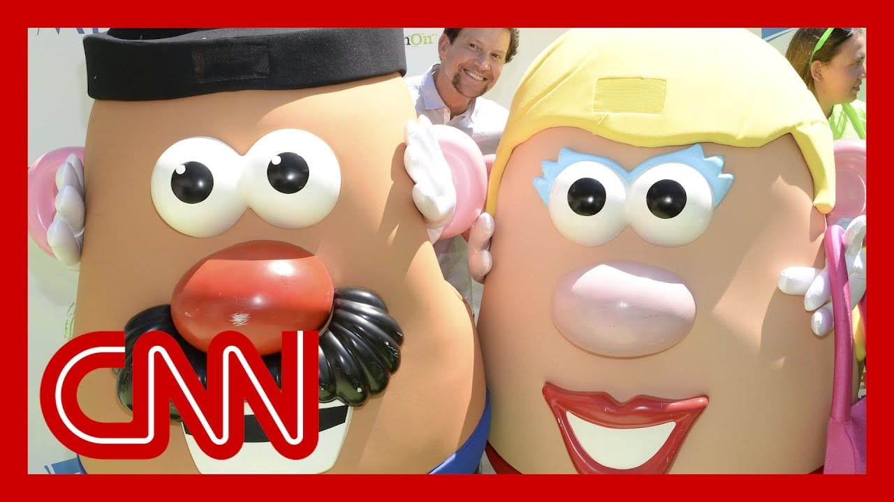 Mr. Potato Head is not being canceled, Hasbro CEO says 1