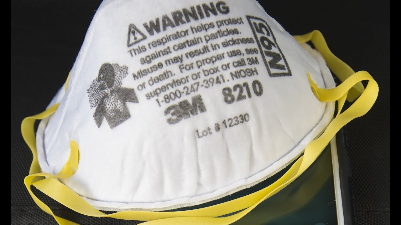 Fake N95 masks may be included in Ontario's PPE stockpile | COVID-19 concerns in Canada 6