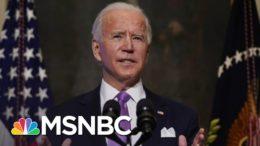 Biden Orders Retaliatory Strikes On Iran-Backed Syrian Sites   The 11th Hour   MSNBC 8