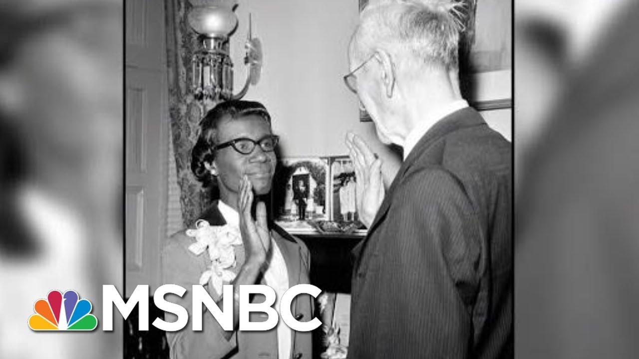 Honoring Key Figures During Black History Month | Morning Joe | MSNBC 9