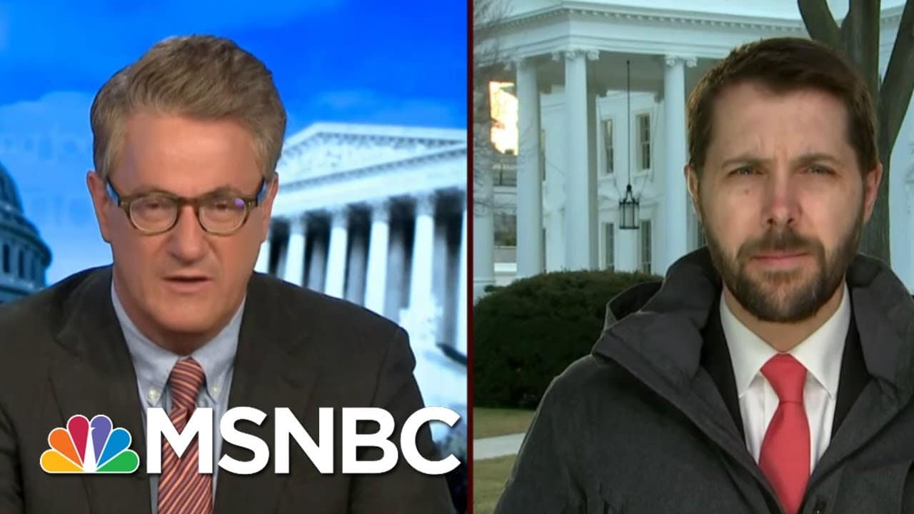 Biden Committed To $15 Minimum Wage, Says Head Of WH National Economic Council   Morning Joe   MSNBC 1