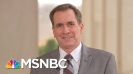 John Kirby: Action Against Iranian-Backed Militias Was A 'Proportionate' Strike | Andrea Mitchell 9