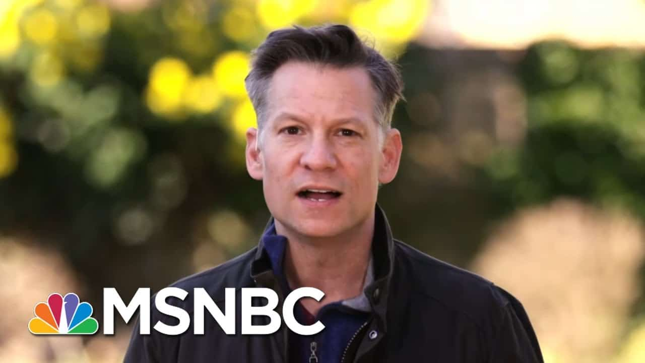 Why The U.S. Attacked Iranian-Backed Militias In Syria | Stephanie Ruhle | MSNBC 1