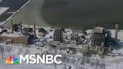 McCaul: Would Have Been 'Helpful' To Tap Into Other Grids During TX Power Crisis   MTP Daily   MSNBC 2