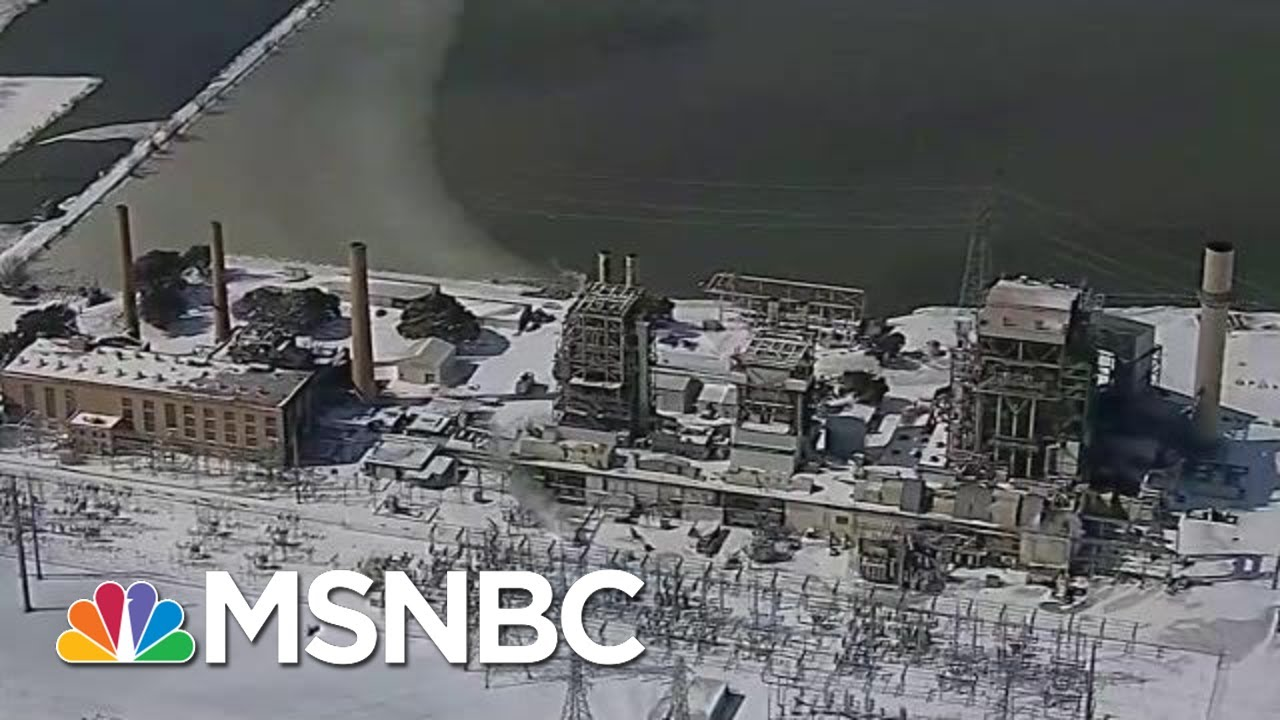 McCaul: Would Have Been 'Helpful' To Tap Into Other Grids During TX Power Crisis | MTP Daily | MSNBC 2