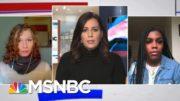 States Considering Bills To Ban Transgender Athletes From Competing   Hallie Jackson   MSNBC 5