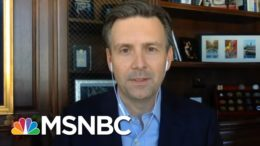 Top Biden Climate Advisers Meet With Airline CEOs | Katy Tur | MSNBC 9