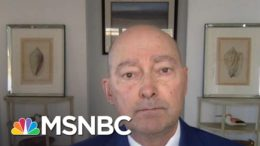 'Amateur Hour Is Over' Says Admiral James Stavridis | Deadline | MSNBC 7