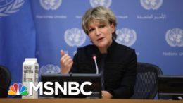 UN Official On Extrajudicial Killings Reacts To Khashoggi Murder Report | Ayman Mohyeldin | MSNBC 6