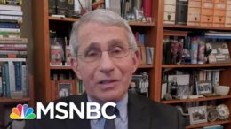 Dr. Fauci: People Of Color And Those With Underlying Conditions Were Represented In Vaccine Trials 8