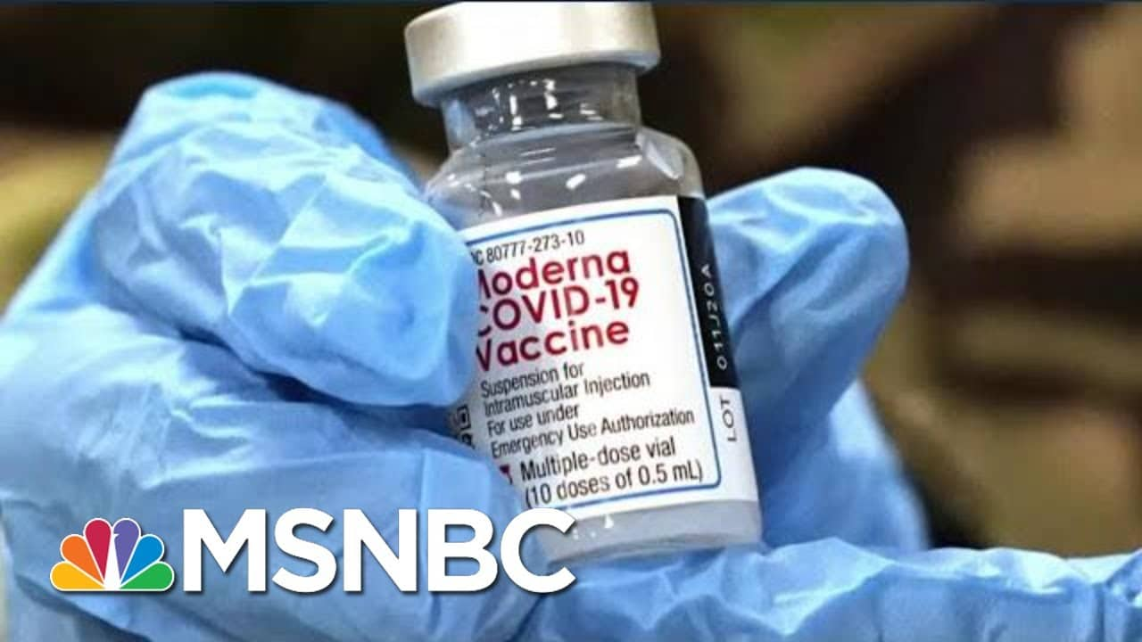 Moderna Co-Founder On New Vaccines And Profiting During The Pandemic   The Beat With Ari Melber 1