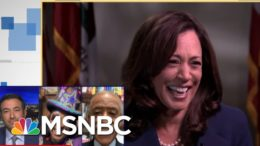 Bootsy Collins Reacts To Kamala Harris Shoutout | The Beat With Ari Melber | MSNBC 5