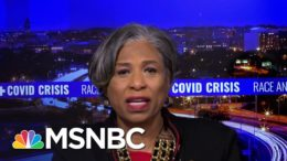 Rep. Lawrence: I Have Taken The Vaccine, I Believe In It | The ReidOut | MSNBC 2