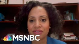 How Are Officials Ensuring Equity In Vaccine Distribution? | The ReidOut | MSNBC 1