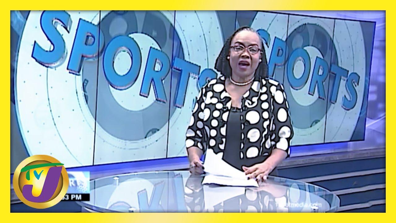 Jamaica Sports News Headlines   TVJ News - February 25 2021 1