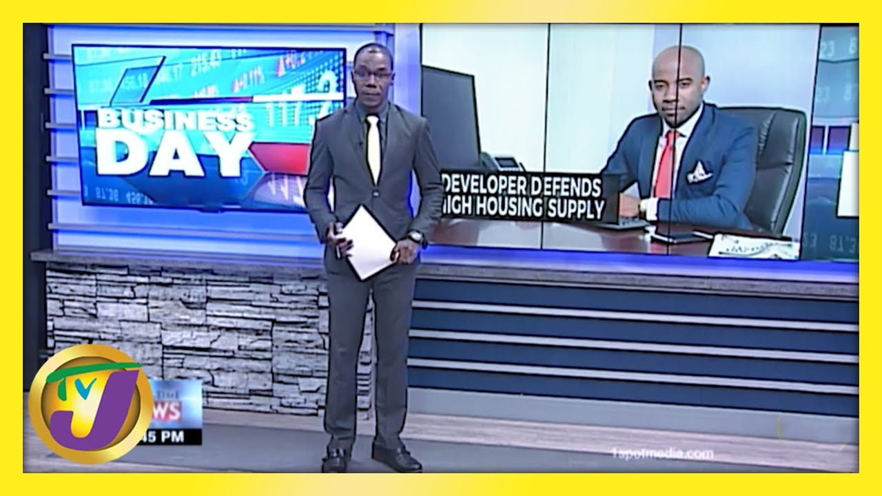 Jamaica's Developers on Home Construction: TVJ Business Day - February 25 2021 1