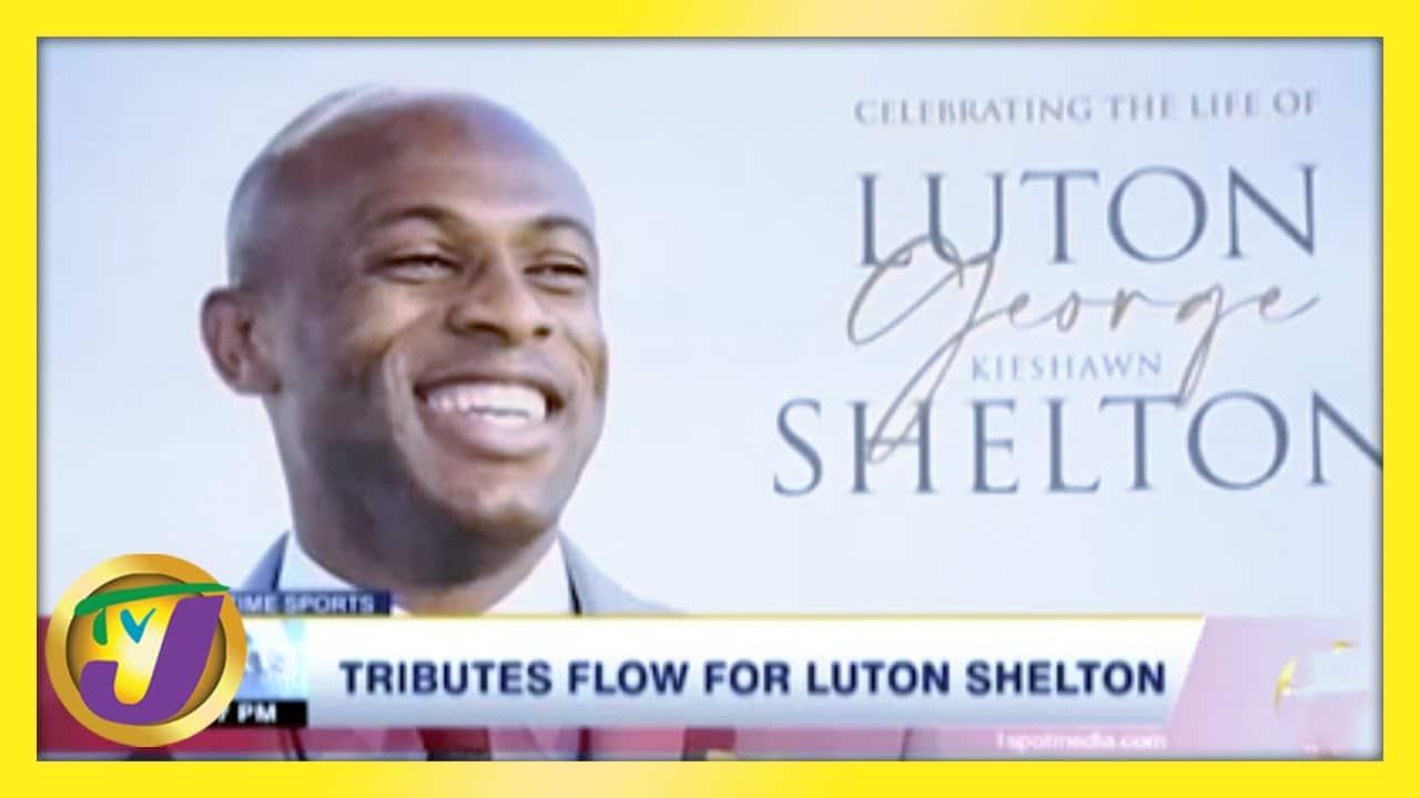 Tribute Flow for Luton Shelton - February 25 2021 1