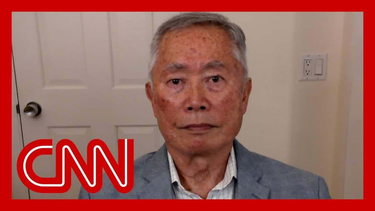 'Really frightening': George Takei responds to rise in anti-Asian violence 1