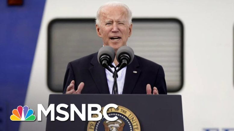 House To Vote On Biden Covid Aid Bill As CPAC Embraces Trump | The 11th Hour | MSNBC 1