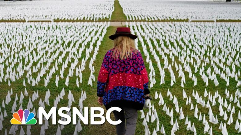 Brian Williams: Never Forget The Deadly Cost Of Covid Denialism | The 11th Hour | MSNBC 1