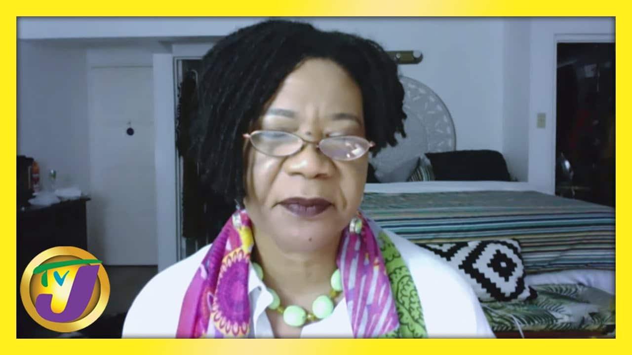 Dr. Sonjah Stanley Niaah's Latest Book on Dancehall: TVJ Smile Jamaica - February 26 2021 1