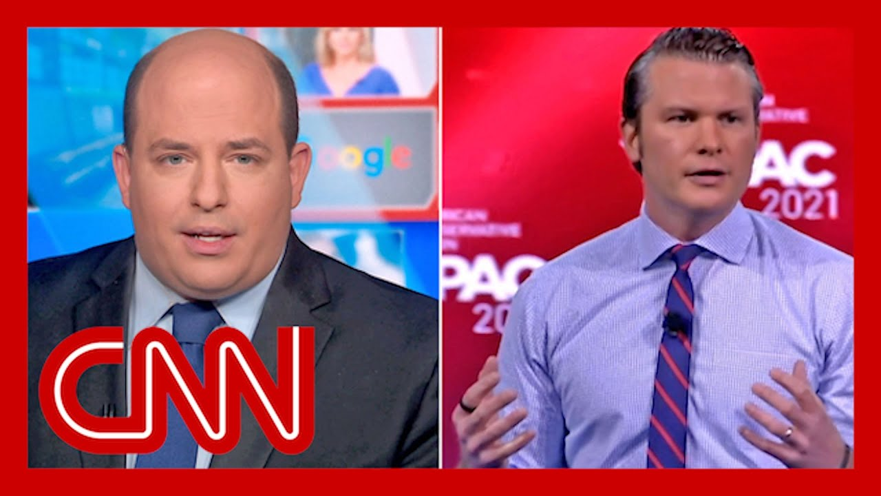 Brian Stelter: Fox News host nailed this media flaw at CPAC 1