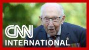 CNNi: WWII vet who raised millions amid pandemic dies at 100 4