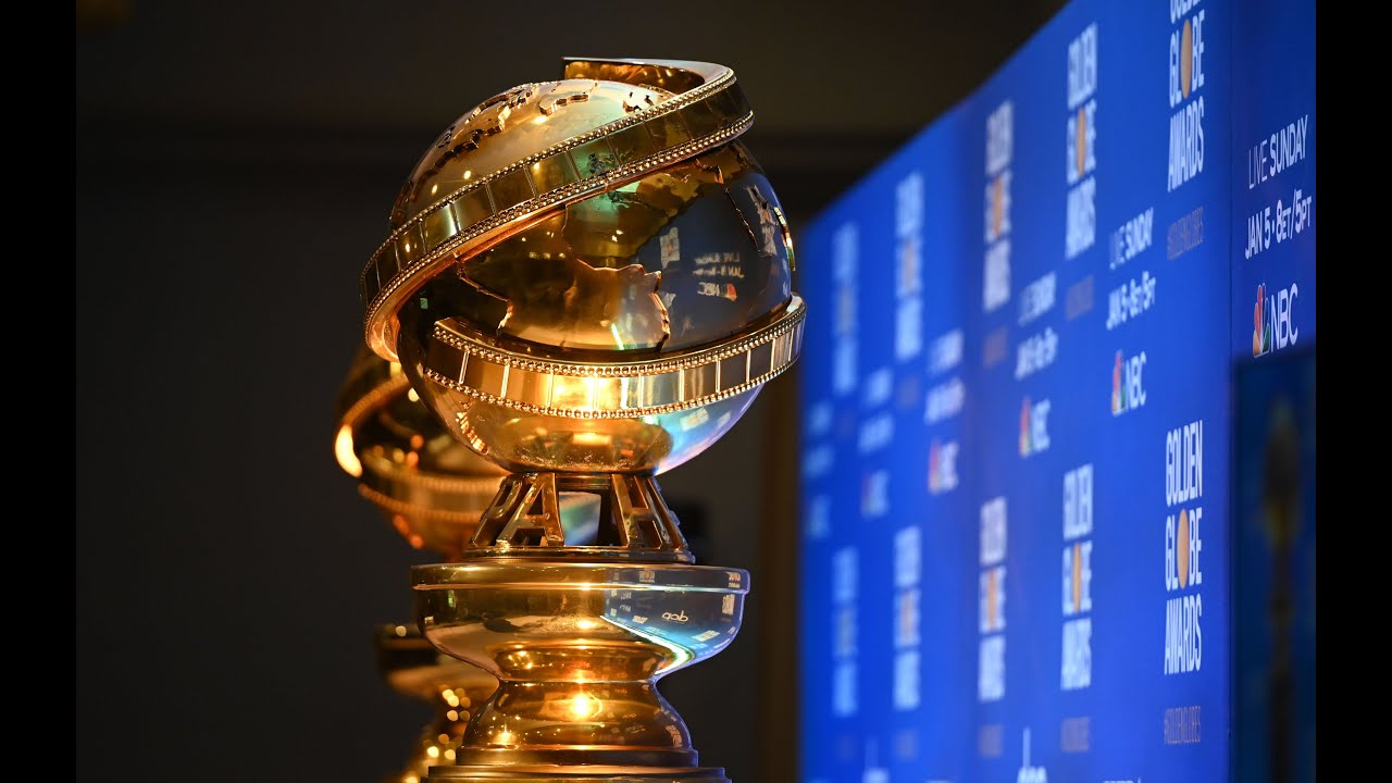 The virtual stage is set for the 78th Golden Globe Awards 1