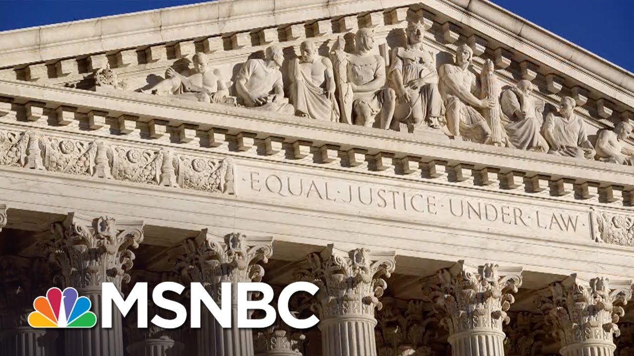 This is what guides us. | MSNBC 1