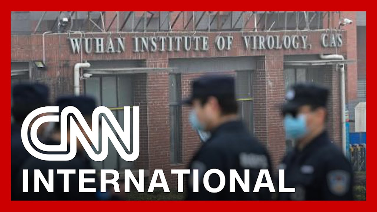 CNNi: WHO heads to Wuhan lab at center of conspiracy theories 1