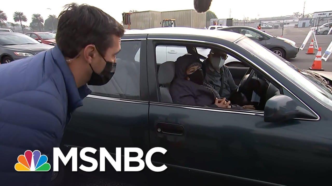 This is a long line of despair. | Gadi Schwartz | MSNBC 1