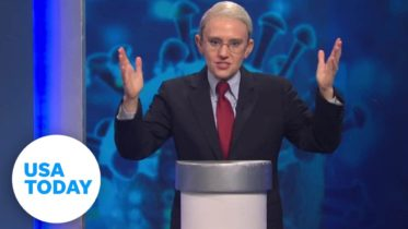 SNL: Fauci game show decides who gets vaccine | USA TODAY 6