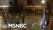 Capitol Police Office Brian Sicknick Lies In Honor At Capitol | Morning Joe | MSNBC 2