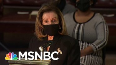 Pelosi Honors Fallen Capitol Police Officer Brian Sicknick | MSNBC 5