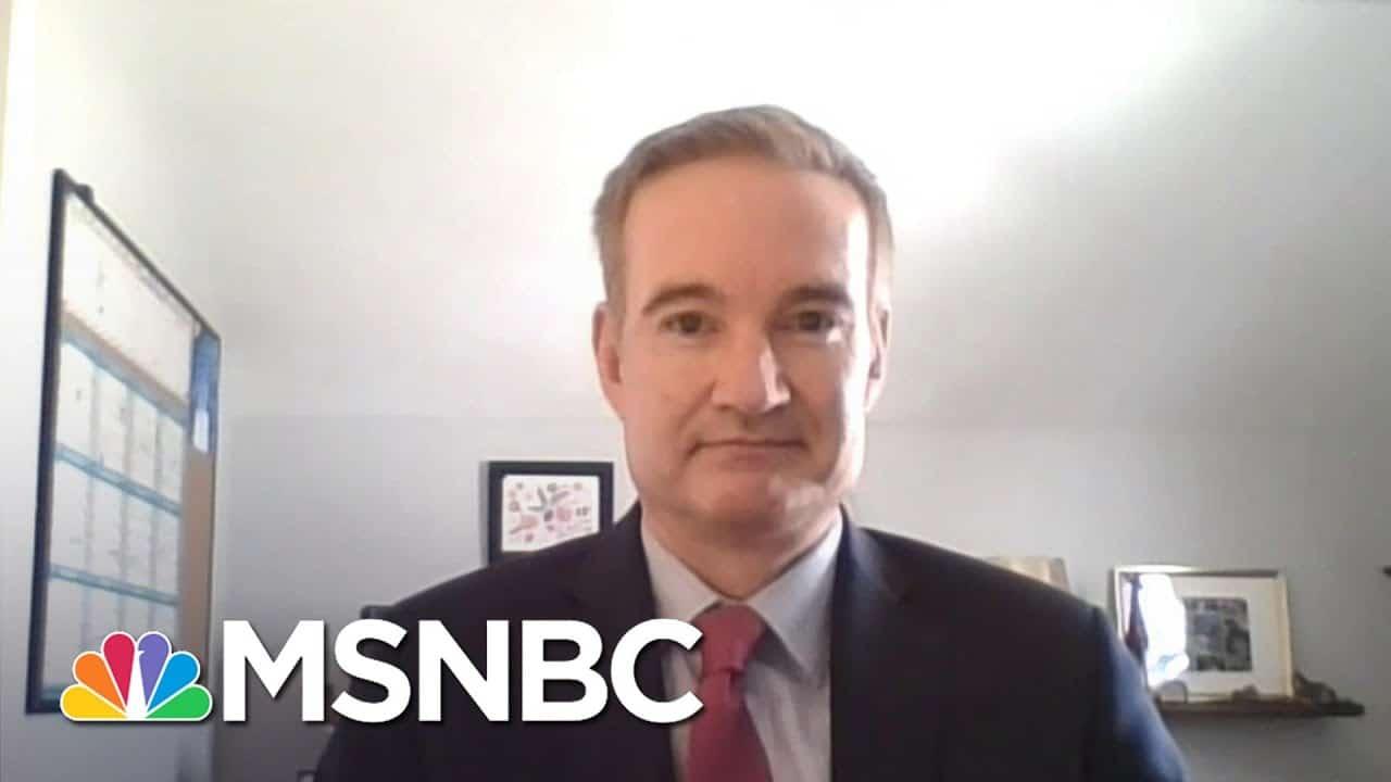 Biden Adviser: 'Biden Is Under No Illusions About The Nature Of The Putin Regime' | Andrea Mitchell 1