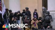 Indicted MAGA Rioter Plans Mexico Vacation Before Trial | The Beat With Ari Melber | MSNBC 3