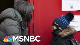 Biden Admin. Facing Calls To Get Covid Vaccines To Teachers | The 11th Hour | MSNBC 8