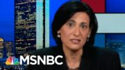 Key To Opening Schools Without Vaccinating Teachers: CDC Director | Rachel Maddow | MSNBC 2
